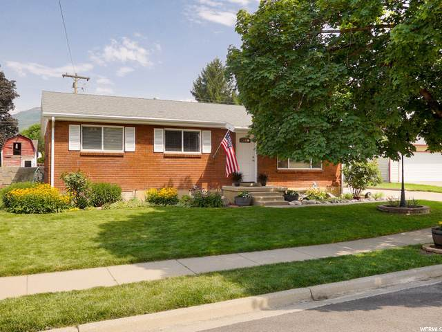 1343 S 425 W, Bountiful, UT 84010 (#1692371) :: Exit Realty Success