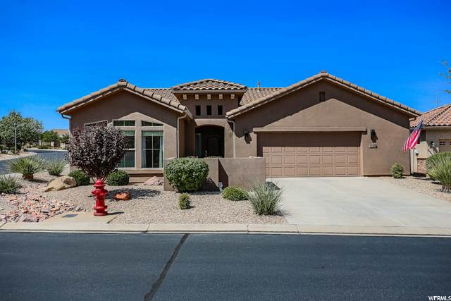 4168 S Ambassador Dr, St. George, UT 84790 (#1692392) :: Pearson & Associates Real Estate