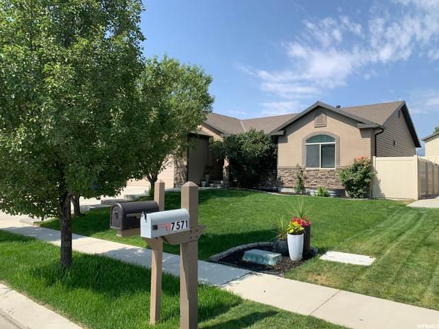 7557 N Silver Creek Way, Eagle Mountain, UT 84005 (#1692393) :: Big Key Real Estate