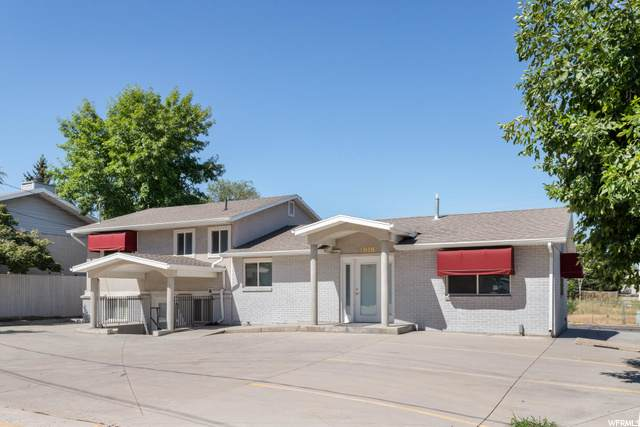 1828 E Fort Blvd, Cottonwood Heights, UT 84121 (#1692402) :: Doxey Real Estate Group
