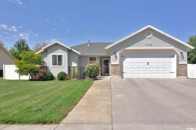 1719 N 925 E, North Ogden, UT 84414 (#1692407) :: REALTY ONE GROUP ARETE