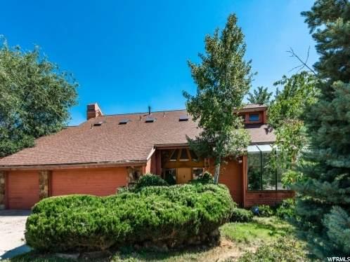3094 E Danish Ridge Way S, Cottonwood Heights, UT 84121 (#1692413) :: goBE Realty