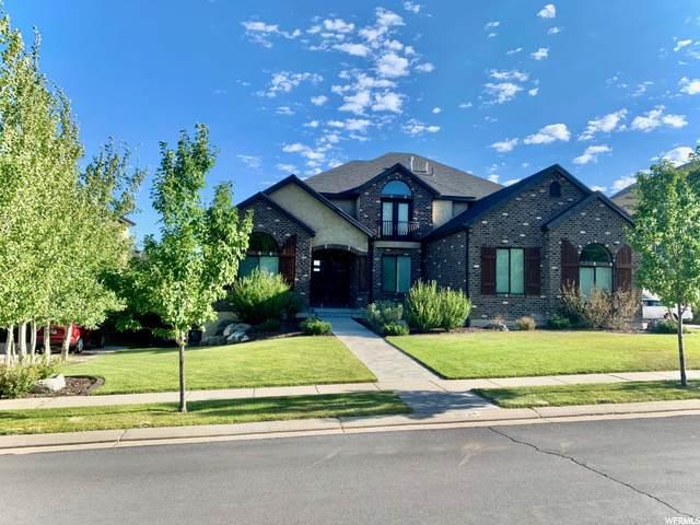 1873 E Harvest Oaks Cir, Draper, UT 84020 (#1692416) :: Big Key Real Estate