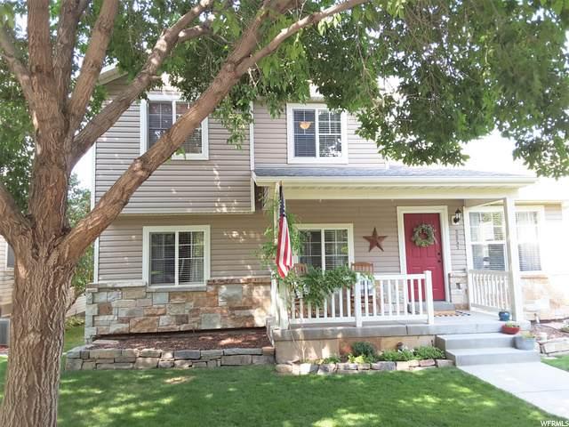 3957 E Parkers Pl N, Eagle Mountain, UT 84005 (#1692450) :: Pearson & Associates Real Estate