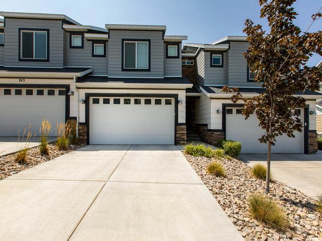 745 W Gallant Dr S, Bluffdale, UT 84065 (#1692452) :: REALTY ONE GROUP ARETE