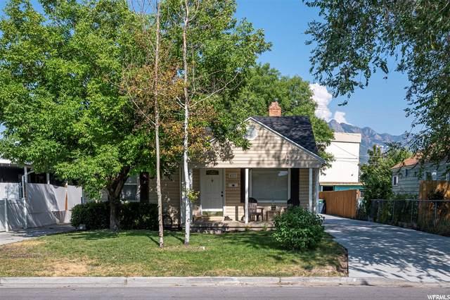 4577 S Box Elder St, Salt Lake City, UT 84107 (#1692469) :: Red Sign Team