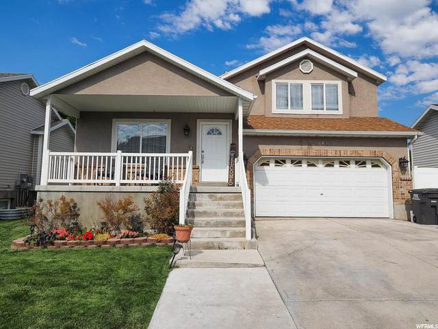 3142 S Ivy Park Dr, West Valley City, UT 84119 (#1692477) :: Doxey Real Estate Group