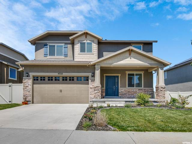 4722 W Cobblefield Dr S, Herriman, UT 84096 (#1692500) :: Big Key Real Estate