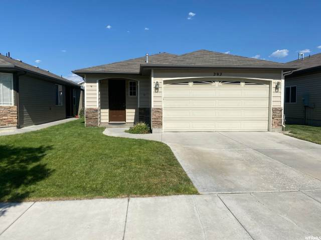 292 Foxboro Dr, North Salt Lake, UT 84054 (#1692521) :: REALTY ONE GROUP ARETE