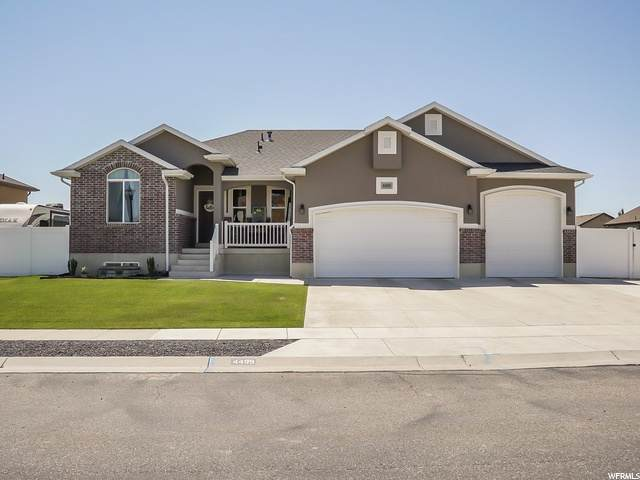 4499 W 5750 S, Hooper, UT 84315 (#1692526) :: Big Key Real Estate