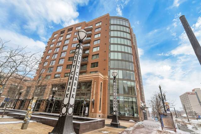 55 W South Temple #206, Salt Lake City, UT 84101 (#1692536) :: McKay Realty