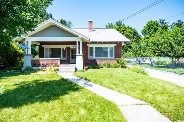 465 E Center St, Logan, UT 84321 (#1692553) :: Big Key Real Estate