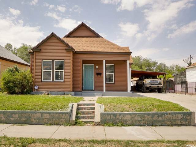 3277 Lincoln Ave, Ogden, UT 84401 (#1692566) :: Exit Realty Success