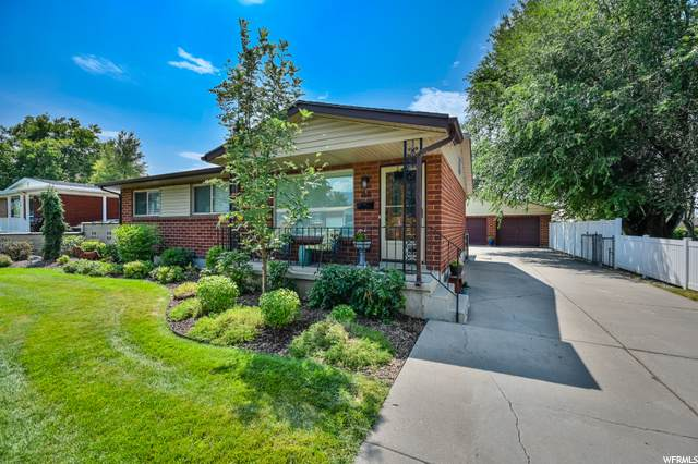 168 S 425 W, Bountiful, UT 84010 (#1692581) :: Exit Realty Success