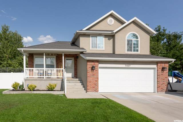 7437 W Union Mill Ct E, Midvale, UT 84047 (#1692620) :: Exit Realty Success