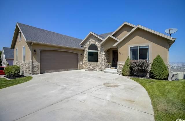 453 E Lana Ct S, Draper, UT 84020 (#1692632) :: Big Key Real Estate