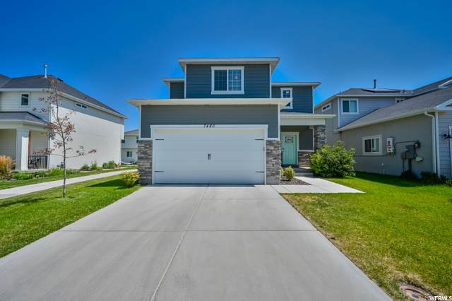 7480 N Cottage Ln, Eagle Mountain, UT 84005 (#1692643) :: Exit Realty Success