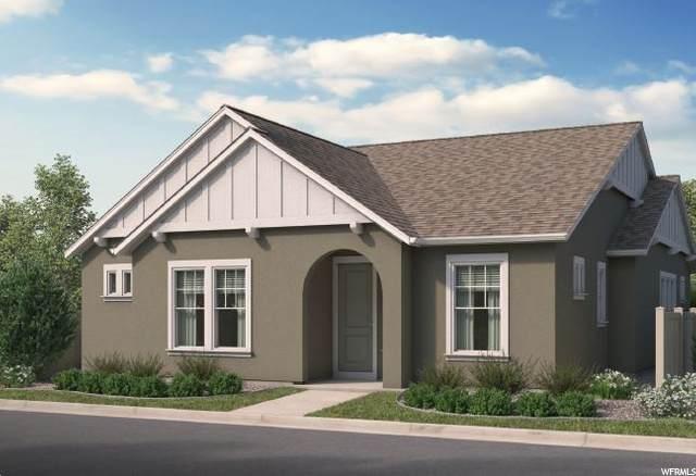 11586 S Braemar Stone Way #241, South Jordan, UT 84009 (#1692654) :: Big Key Real Estate