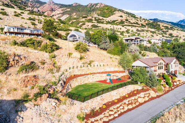 3088 E Silver Hawk Dr, Holladay, UT 84121 (#1692677) :: REALTY ONE GROUP ARETE
