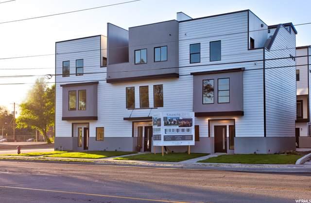 3861 S Granite Lofts Ln E #15, Salt Lake City, UT 84107 (MLS #1692712) :: Lookout Real Estate Group