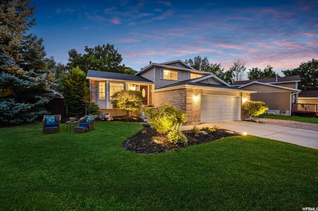 9660 S David St, Sandy, UT 84070 (#1692755) :: Big Key Real Estate