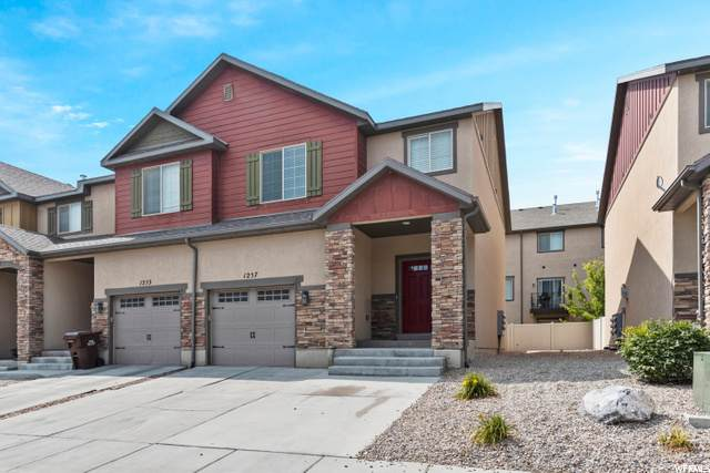 1257 N Baycrest Dr, Saratoga Springs, UT 84045 (#1692760) :: REALTY ONE GROUP ARETE
