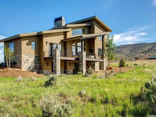 674 N Haystack Mountain Dr, Heber City, UT 84032 (MLS #1692764) :: High Country Properties