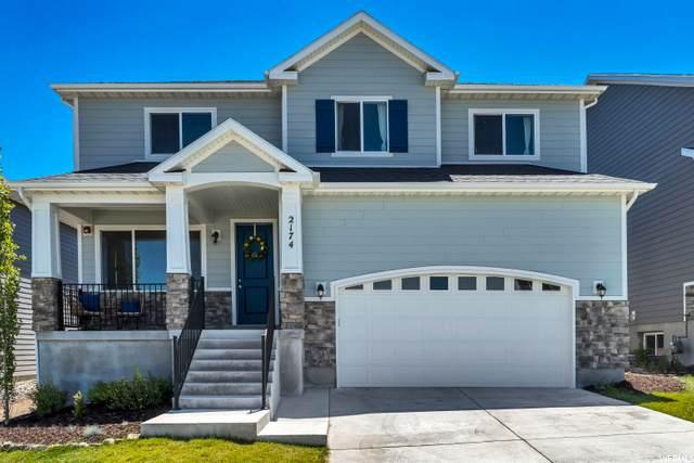 2174 E Snow Blossom Way S, Draper, UT 84020 (#1692765) :: Big Key Real Estate