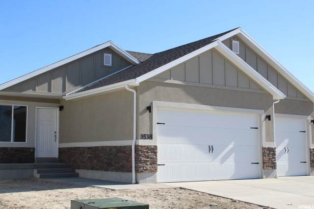 5032 N Foxtail Way #335, Eagle Mountain, UT 84005 (#1692771) :: Red Sign Team