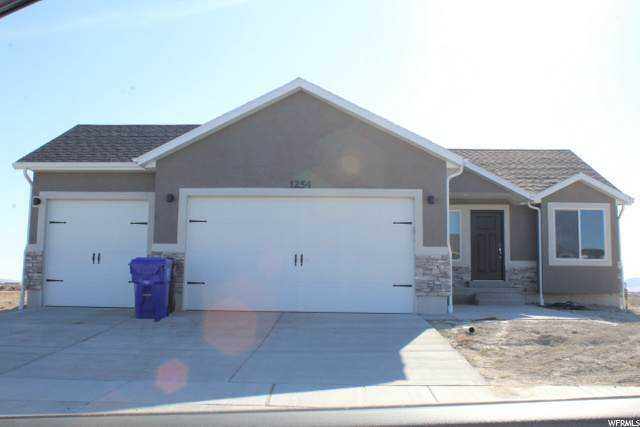 5203 N Blackbrush Dr #352, Eagle Mountain, UT 84005 (#1692784) :: Red Sign Team