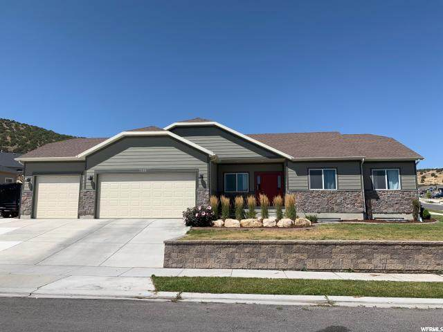 7199 N Golden Ridge Dr, Eagle Mountain, UT 84005 (#1692788) :: Red Sign Team