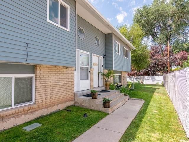 3824 S 1250 E, Salt Lake City, UT 84106 (#1692805) :: Big Key Real Estate