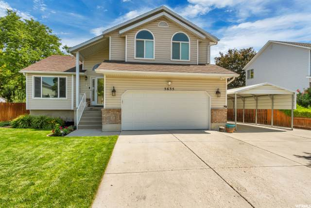 5635 S Capitol Reef Dr W, Taylorsville, UT 84129 (#1692812) :: Red Sign Team