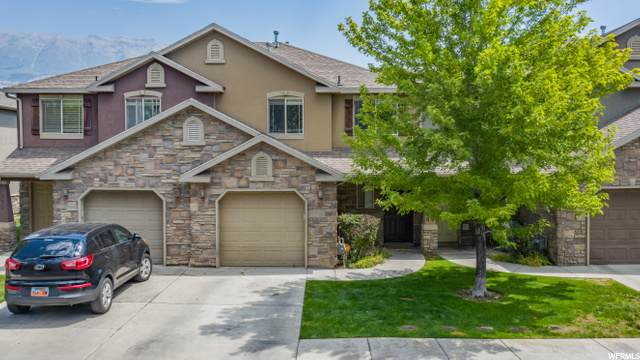 461 S 980 W #130, Pleasant Grove, UT 84062 (#1692853) :: Powder Mountain Realty