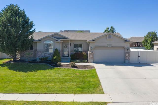 5011 W Holly Lily Ln, West Jordan, UT 84081 (#1692854) :: Red Sign Team