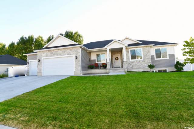 3237 S 520 W, Nibley, UT 84321 (#1692863) :: Red Sign Team