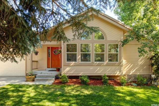 3160 Creek Rd, Park City, UT 84098 (MLS #1692864) :: High Country Properties