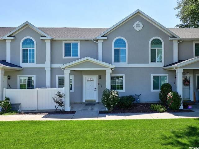 818 W Sugar Ct, Payson, UT 84651 (#1692868) :: Big Key Real Estate