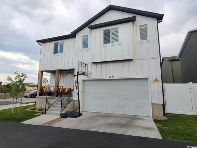 6771 W Sirius Pl, West Jordan, UT 84081 (MLS #1692871) :: Lookout Real Estate Group