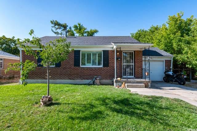1127 W Ouray Ave N, Salt Lake City, UT 84116 (MLS #1692878) :: Lawson Real Estate Team - Engel & Völkers