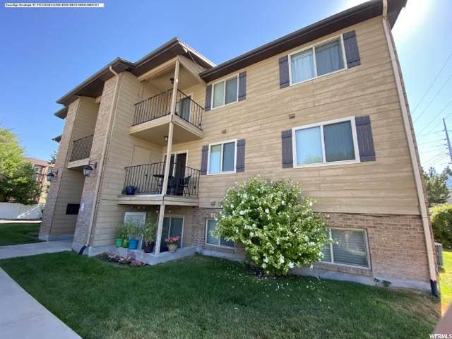 854 E Bristle Pine Pl #11, Salt Lake City, UT 84106 (#1692890) :: Big Key Real Estate