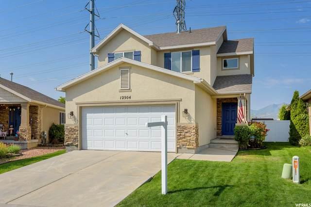 12504 S Savage Ct, Herriman, UT 84096 (MLS #1692898) :: Lawson Real Estate Team - Engel & Völkers