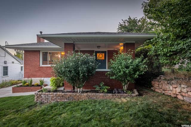 479 J St, Salt Lake City, UT 84103 (#1692907) :: Bustos Real Estate | Keller Williams Utah Realtors