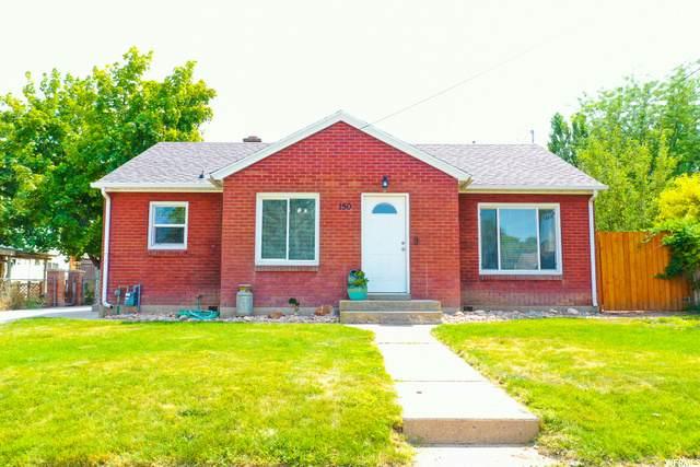 150 E 200 N, Payson, UT 84651 (#1692908) :: Big Key Real Estate