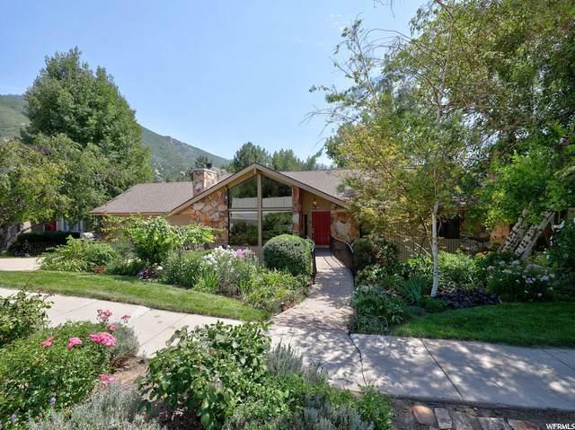 3478 E Enchanted Hill Dr, Salt Lake City, UT 84121 (#1692912) :: Exit Realty Success