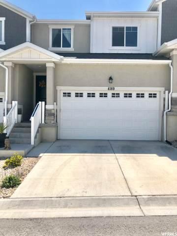 4189 W Shade Crest Ln S #329, Herriman, UT 84096 (MLS #1692943) :: Lookout Real Estate Group