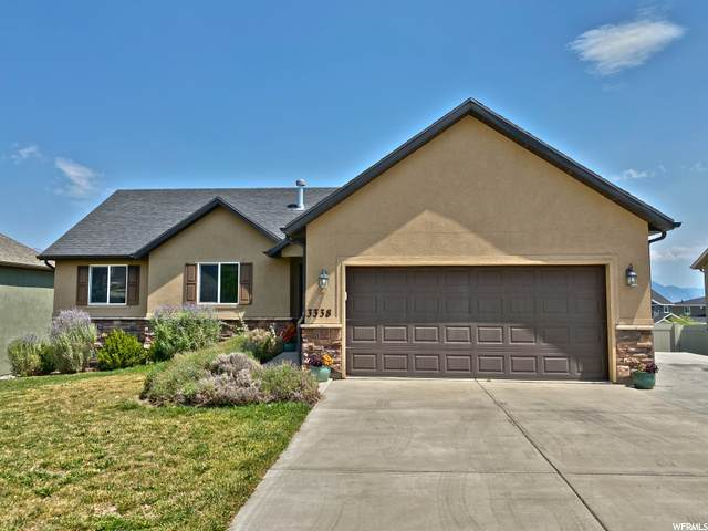 3338 S Hawk Dr W, Saratoga Springs, UT 84043 (#1692947) :: RE/MAX Equity