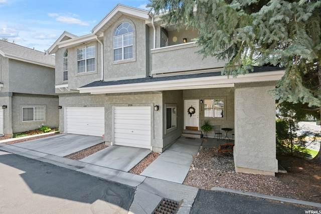1318 E Integra S 6 D H, Salt Lake City, UT 84106 (#1692948) :: Big Key Real Estate