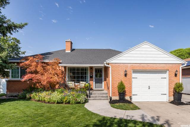 3112 S 1810 E, Salt Lake City, UT 84106 (#1692974) :: Doxey Real Estate Group