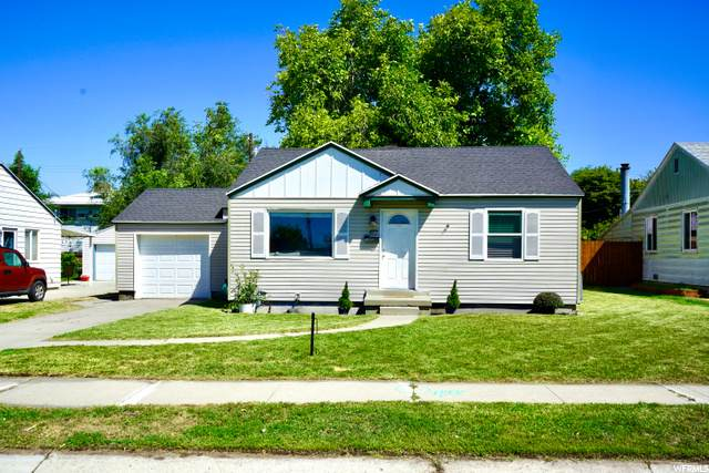 477 E Truman Ave S, Salt Lake City, UT 84115 (#1693011) :: Doxey Real Estate Group